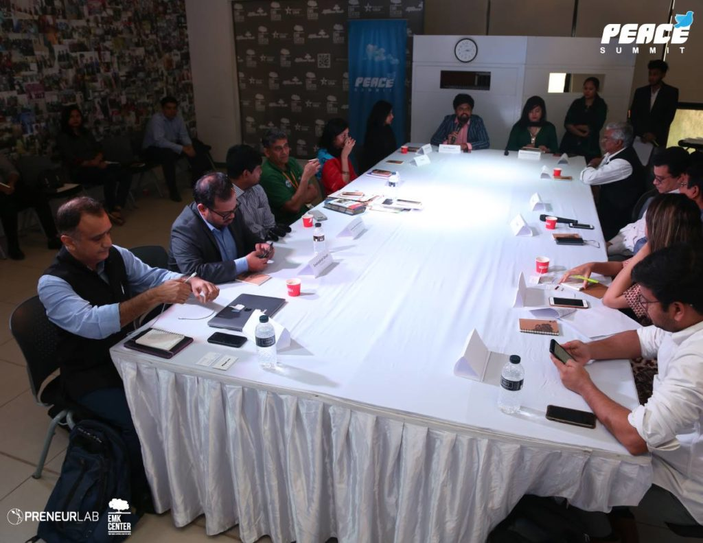 Peace Summit : Day 2: Role of Media in Upcoming Election