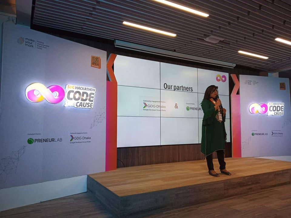 Banglalink SDG Hackathon-Code for a Cause