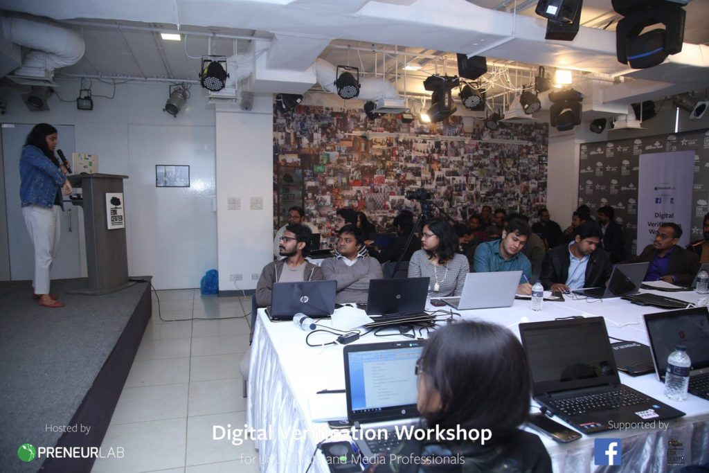 Digital Verification Workshop for Journalists and Media Professional