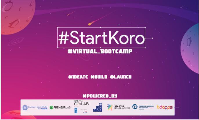 #Startkoro Virtual Event!
